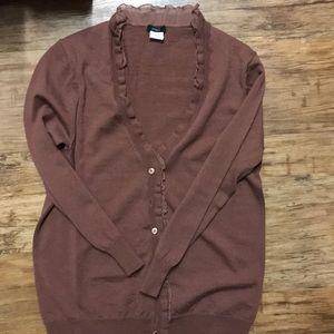 Light 100% Merino Wool women's sweater.
